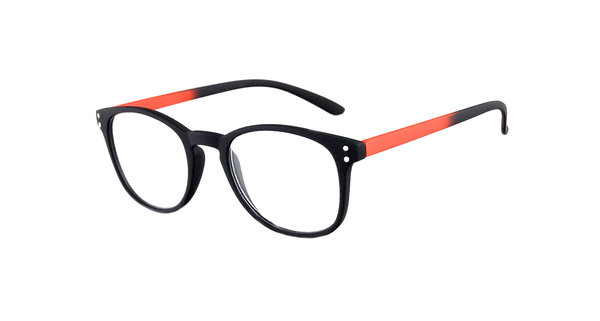 RAINBOW Reading Glasses Full Frame Readers Miami RRC Orange (+1.00 to +3.00)
