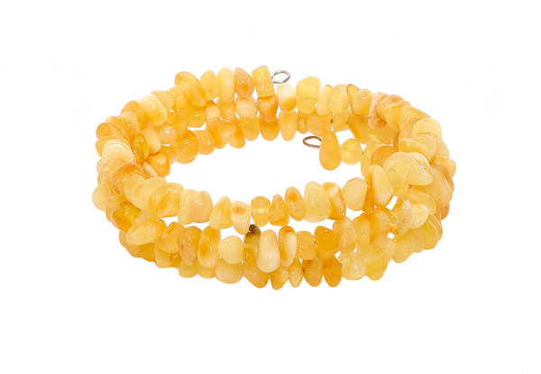 Authentic Baltic Amber Beads Multilayer Bracelet Genuine Amber  Jewelry BA13004005