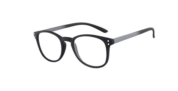 RAINBOW Reading Glasses Full Frame Readers Miami RRC Grey (+1.00 to +3.00)