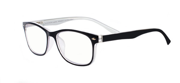 RAINBOW Monaco Progressive Multifocal Blue Light Blocking Reading BLK (+1.50 to +3.00)